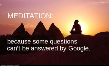 meditation google